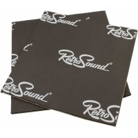RetroMat Speaker Sound Damping 2 Sheet Pack MAT-20-SD