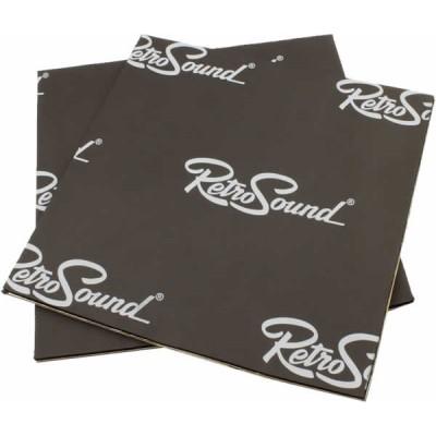 RetroMat Speaker Sound Damping 2 Sheet Pack MAT-20-SD