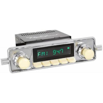 Retrosound Santa Barbara Ivory Sapphire Classic Style DAB Radio Bluetooth