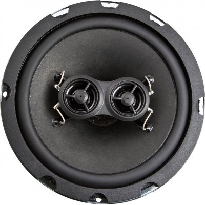 "Retrosound Single 6.5"" 80w Dual Voice Coil Dash Speaker - R-65N"