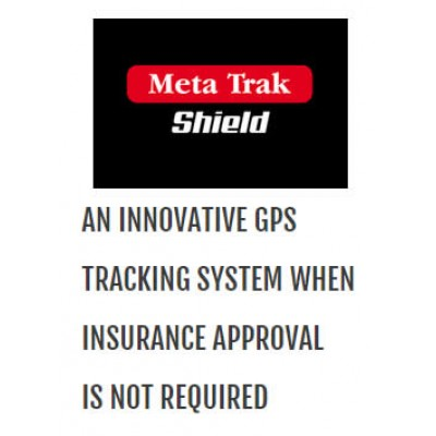 Meta Trak Shield Vehicle Tracking System