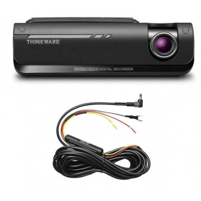 Thinkware Full HD Front Dash Cam with WiFi & GPS - F770-1CH
