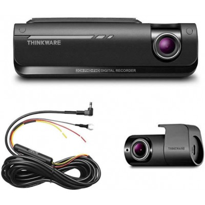 Thinkware Full HD Front & Rear Dash Cam with WiFi & GPS - F770-2CH