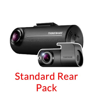Thinkware Front & Rear Dash Cam F100