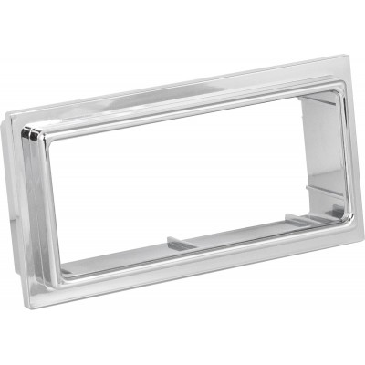 Retrosound Chrome Bezel for VW Bus or Porsche 356 (#127)