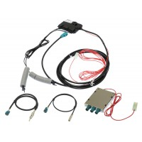 Hidden Car AM/FM and DAB Compatible Discreet Aerial