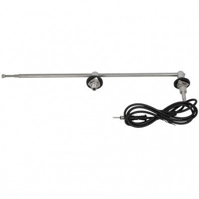 Retrosound Dual Side Mount AM/FM VW Beetle or Bus Antenna