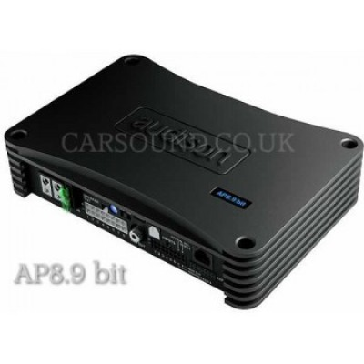 Audison Prima AP8.9 bit Amplifier Our XJ6 Demonstrator