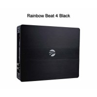 Rainbow 4 Channel Compact Class GH Amplifier Beat4