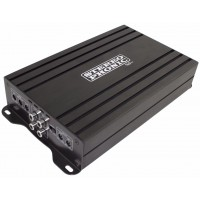 Retrosound Class D 3 Channel Power Amplifier Stereophonic