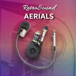 Aerials from RetroCarStuff.com