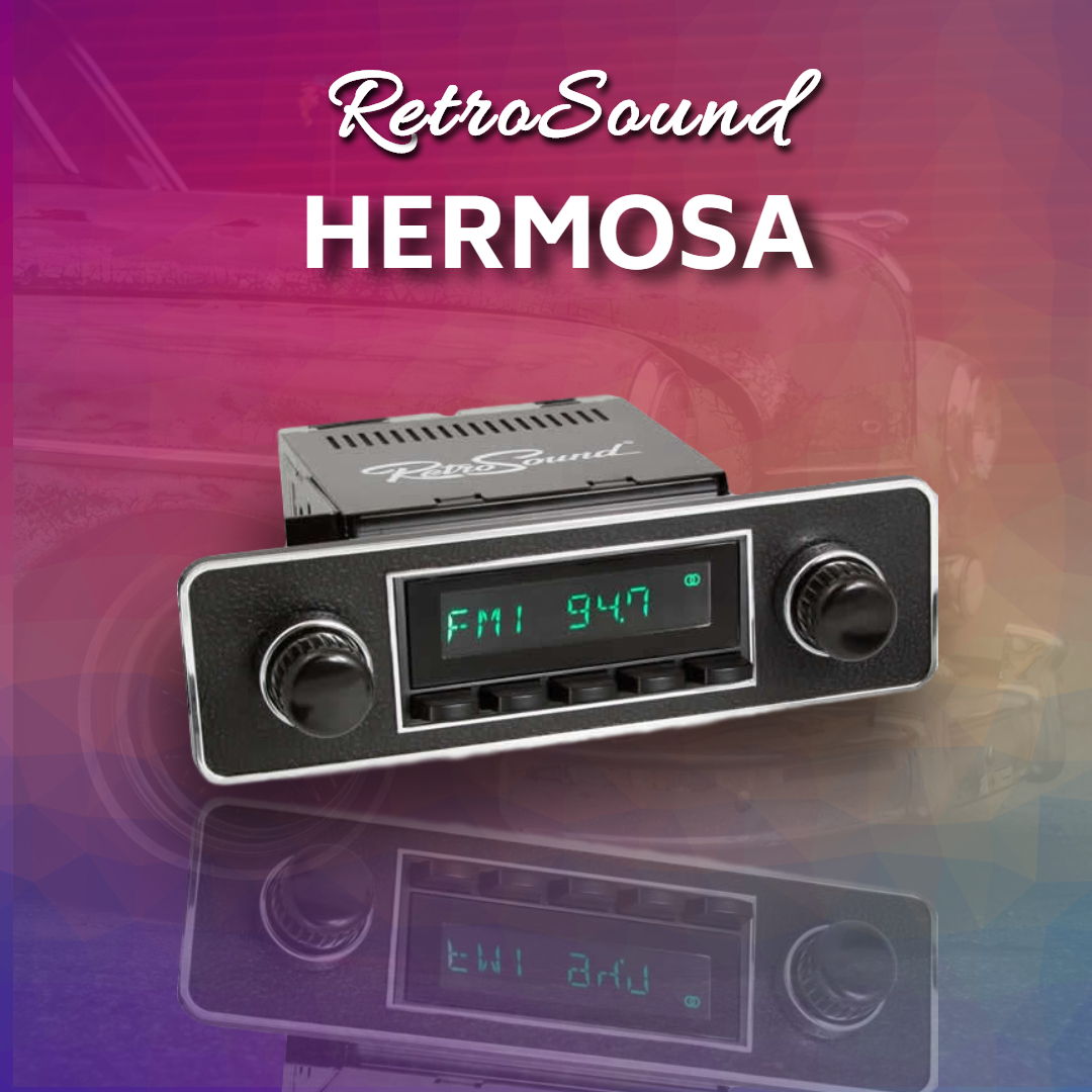 RetroSound Hermosa from RetroCarStuff.com