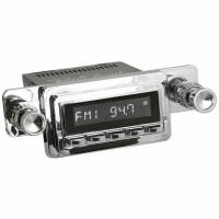 Ford Mustang 64-66 San Diego DAB Radio Bluetooth USB Aux