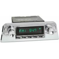 Ford Thunderbird 61-63 San Diego DAB Radio Bluetooth USB Aux