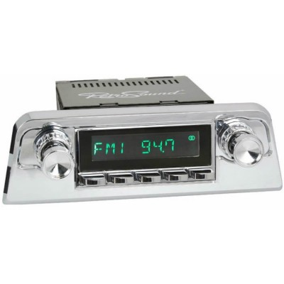 Ford Thunderbird 61-63 Santa Barbara DAB Radio Bluetooth USB Aux