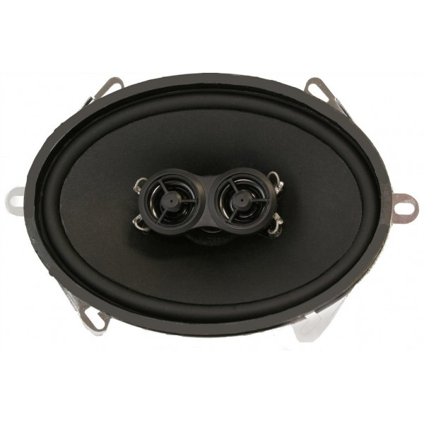 retrosound single 5x7 dual voice coil dash speaker r57n. Black Bedroom Furniture Sets. Home Design Ideas