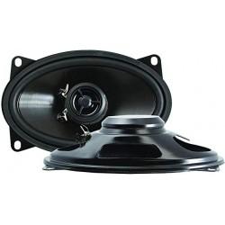"Retrosound Pair of 4x6"" Coaxial Car Speakers 80w R-463N"