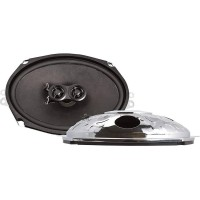 "Retrosound Pair of 6x9"" Coaxial Car Speakers 200w R-693N"