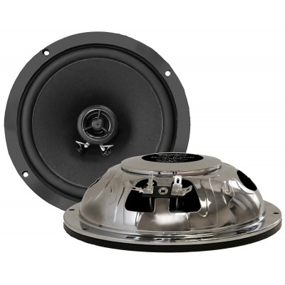 "Retrosound Pair of 6.5"" Coaxial Car Speakers 100w R-652N"