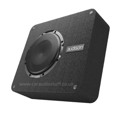"Audison Prima APBX 8 R - 8"" Bass Reflex Enclosure Box Bass Subwoofer 800W"